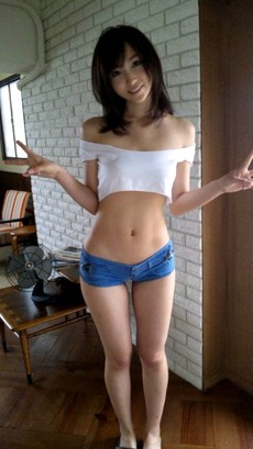 Asian Sexy teen.